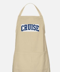 CRUISE design (blue) BBQ Apron