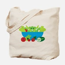 Kawaii Salad Tote Bag