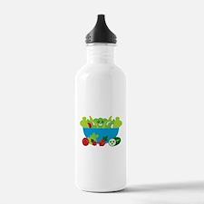 Kawaii Salad Water Bottle