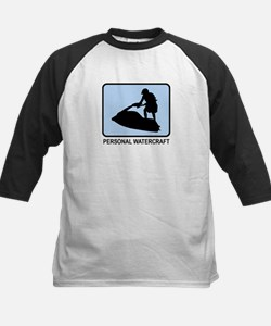 Personal Watercraft (BLUE) Tee
