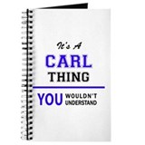 Carl Journals & Spiral Notebooks