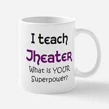 teach theater Mug