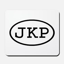 JKP Oval Mousepad