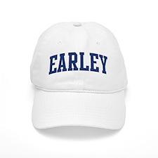 EARLEY design (blue) Baseball Cap