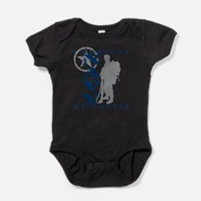 Cool Armed Baby Bodysuit
