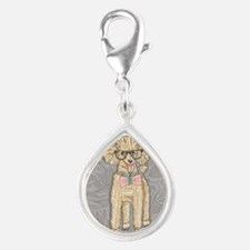 Hipster Poodle Charms