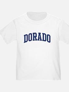 DORADO design (blue) T