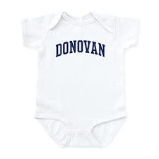 DONOVAN design (blue) Infant Bodysuit