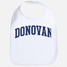 DONOVAN design (blue) Bib