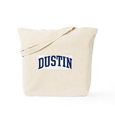 DUSTIN design (blue) Tote Bag