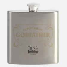 Godfather - Be My Friend Flask