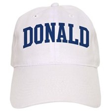 DONALD design (blue) Baseball Cap