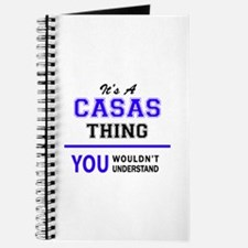 It's CASAS thing, you wouldn't understand Journal