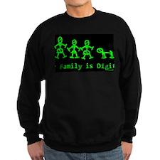 My Digital Family Sweatshirt