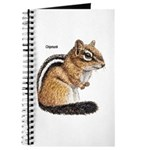 Ground Squirrel Chipmunk Journal
