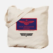 top gun goose Tote Bag