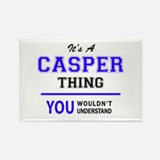 It's CASPER thing, you wouldn't understand Magnets