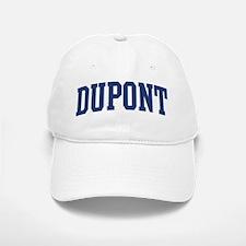 DUPONT design (blue) Baseball Baseball Cap