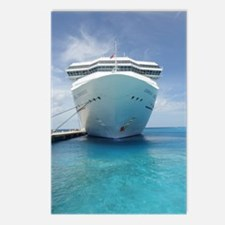 Cute Cruise Postcards (Package of 8)