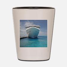 Cute Carnival cruises Shot Glass
