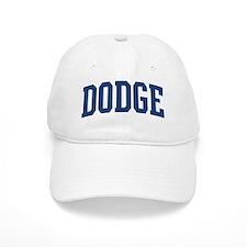 DODGE design (blue) Baseball Cap