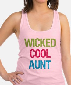 Funny Wicked Racerback Tank Top