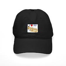 I *HEART* My Tuba Baseball Hat