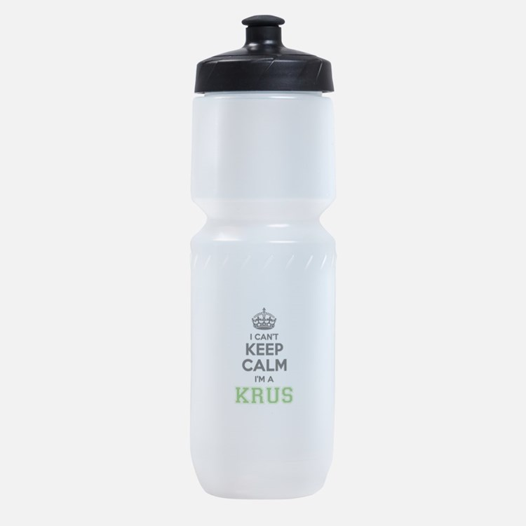 KRUS I cant keeep calm Sports Bottle