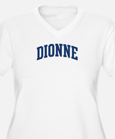 DIONNE design (blue) T-Shirt