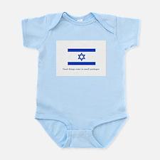 small Infant Bodysuit