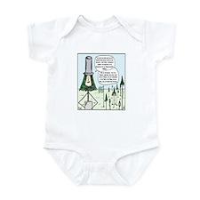 Abe LincolnLog Infant Bodysuit