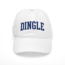 DINGLE design (blue) Baseball Cap