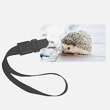 Unique Hedgehogs Luggage Tag