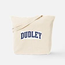DUDLEY design (blue) Tote Bag