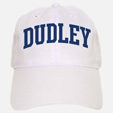 DUDLEY design (blue) Baseball Baseball Cap