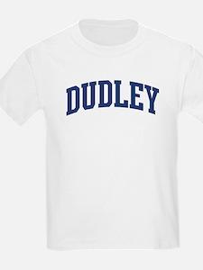 DUDLEY design (blue) T-Shirt
