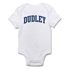 DUDLEY design (blue) Infant Bodysuit