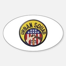 NOPD Urban Squad Decal