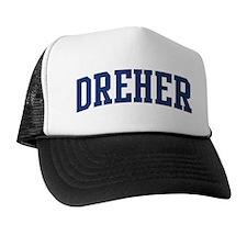 DREHER design (blue) Trucker Hat
