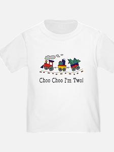 Choo Choo I'm 2 T