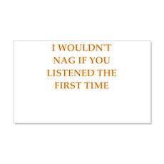 nag Wall Decal