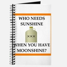 moonshine Journal