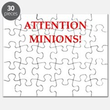 attention! Puzzle