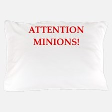attention! Pillow Case