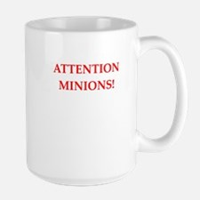 attention! Mugs