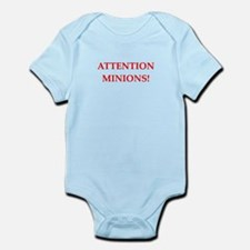attention! Body Suit