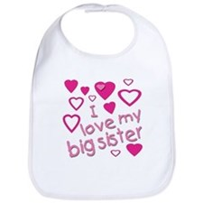 I love my big sister Bib