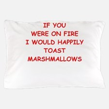 i hate you Pillow Case