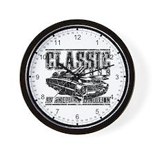 Classic 1959 Cadillac Wall Clock