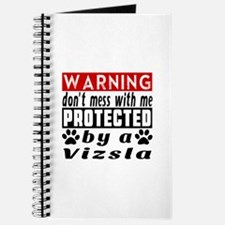 Protected By Vizsla Journal